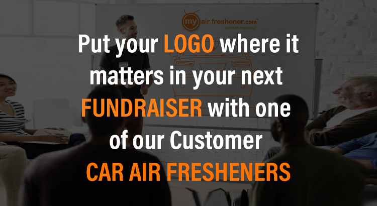 Customizable-car-air-fresheners-fundraising