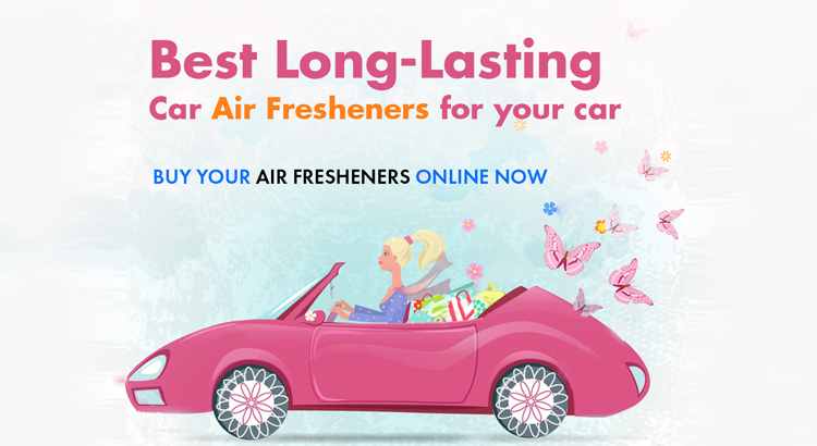 long lasting car air freshener