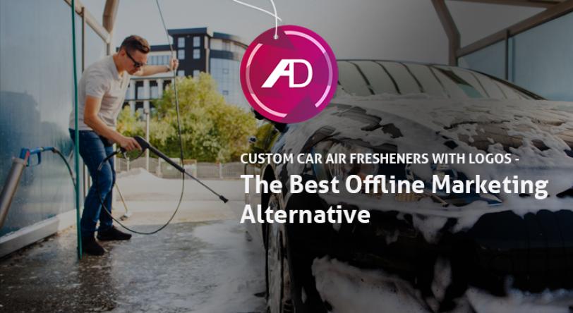 Custom Car Air Fresheners With Logos - The Best Offline Marketing Alternative