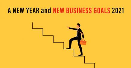 A NEW YEAR AND NEW BUSINESS GOALS- TAKE YOUR BUSINESS TO THE NEXT LEVEL