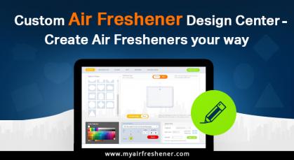 Custom Car Air Fresheners and Design Center – Create Air Fresheners your way