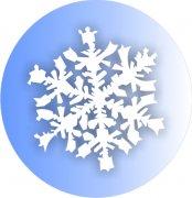Snowflake Air Fresheners