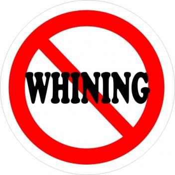 Whining | My Air Freshener