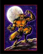 Werewolf Air Freshener | My Air Freshener