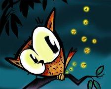 Owl Fart Air Freshener