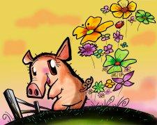 Pig Fart Air Freshener - My Air Freshener