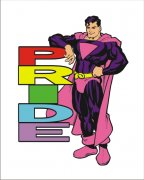 Pride Air Freshener