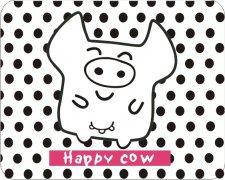 Tubbytoons' MOODY ME Happy Cow Air Freshener | My Air Freshener