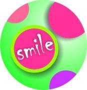 Circles of Life...Smile  on an Air Freshener   My Air Freshener