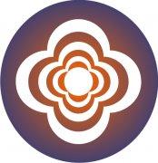 Lotus Flower Abstract Car Air Freshener - My Air Freshener