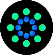 Circles and Circles Abstract Car Air Fresheners | My Air Freshener