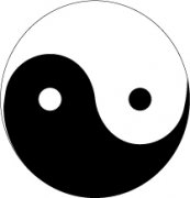 Yin and Yang Car Air Freshener | My Air Freshener