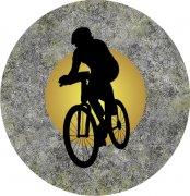 Biking Car Air Freshener | My Air Freshener