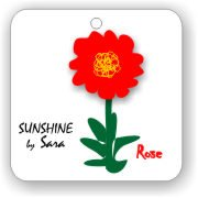Eco Friendly Air Fresheners | My Air Freshener - Sunshine Rose | My Air Freshener