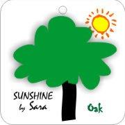 Eco Friendly Air Fresheners | My Air Freshener - Sunshine Oak - My Air Freshener