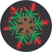 Christmas Snowflake Air Freshener