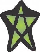 Moss Little Star Car Air Freshener | My Air Freshener