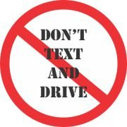 My Air Freshener Specials | Custom Air Fresheners - Do Not Text & Drive - My Air Freshener