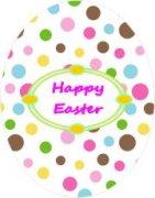 My Air Freshener Specials | Custom Air Fresheners - Easter Dots | My Air Freshener