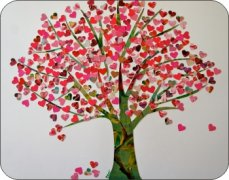 Custom Air Freshener Specials   Blend of Essential Oils - Hearts Tree   My Air Freshener